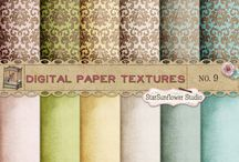 Printable digital paper