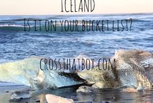 Iceland Travel / Inspiration and love from Iceland.