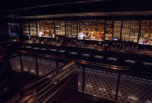 Denson Liquor Bar / A romantic indoor glam shoot