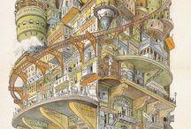 Illustration: Buildings