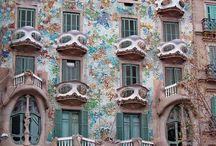gloria54 arquitectura modernista catalana