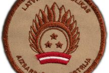 Militaria.LV / Militaria.LV is the largest Latvian current military insignia retailer.  We are a provider of embroidered name tapes, plastic name plates, dog tags and military insignia and original WKC ceremonial swords. We offer good pricing and high quality products.  We made our soldiers looking better.