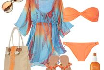 For summer vacations / Nice outfits for summer time