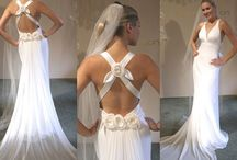 Vestido e Sapato (Casamento)