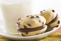 Whoopie Pie Cookies / Yummy sandwich cookies  / by Kathy McNutt