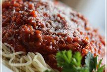 Sauce à spaghetti de Ricardo