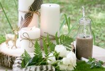 build a party -booth ideas / by Mellissa Darr Roy