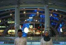 I do / The day I got married to Raden Chekra Muda