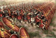 acient warriors