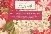 Eden Little Designer Guide by Nel Whatmore