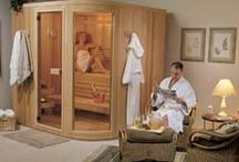 SAUNAS and STEAM ROOMS / DIRECT LINKS to company websites - Saunas - Steam Rooms - Sauna Kits - Steam Generators - Infrared Sauna