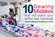 perfecting your sewing