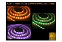 RGB+ Weiß LED Streifen / RGB+ Weiß LED Streifen