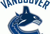 Vancouver Canucks / by Mike Ferro
