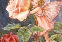 Cicely mary barker flower fairies