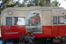 Vintage Campers  / Travel and Places / by Sheri Deindoerfer