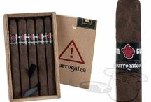 Cigars // L'Atelier / Click through to our site for even more options on shapes and wrappers.