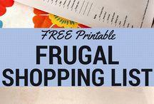 frugal / minimalism