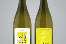 BIRTOK Wine Label / The top label is displayed in the caption BIRTOK BOR, which were reduced signals. In the background is displayed in yellow No. 691, this indicates a limited edition. The back label created a map that shows the location of the winery. The choice of colors was important to fit the character of the wine.
