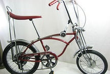Dragster pushbikes
