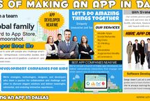 Costs Of Making An App In Dallas