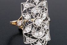 Sparkles (pretty rings) / Jewelry