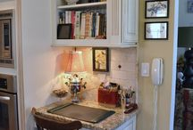 Kitchen Desk