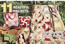 Revista Patchwork country
