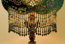 lamps  ..  olds   / by Eunice Ball