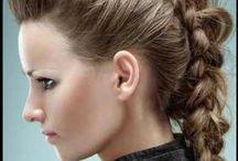glam rock braids