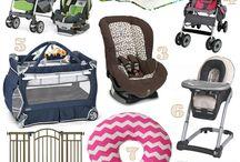 Baby gear / by Julie Davidson