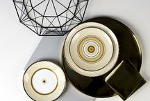 NEW Oscillate | Royal Crown Derby / Discover our luxurious new contemporary tableware collection, Oscillate, presented on our stunning new coup shapes - available Spring 2016.
