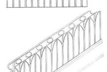 Escalera terminada en  caracol