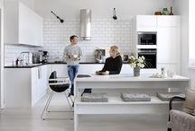 Kuchyně / Inspirace