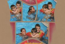 Scrap enfant piscine