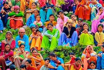 """India - Happy Holi - Festival of Colors / Here's What You Should Know About the Hindu Festival of Holi Known as the """"Festival of Colors,"""" Holi is a Hindu festival celebrating the arrival of spring with bonfires, colored powders, and general mayhem."""