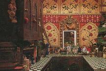 Gothic kitchen ideas