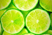 ...Green...