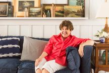 Ebbtide, featured in HGTV Magazine / by New York Times Best-selling Author Mary Kay Andrews
