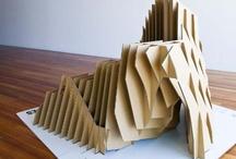 Cardboard Sculpture / by PaMdora