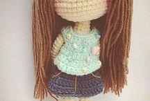 crochet a doll