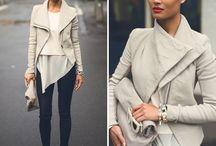 My kind of style...... / by Muriel Kozonguizi