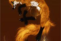 Fox magic