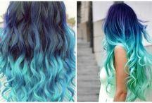 Pelo colores