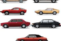 Saab Cars / Modern and classic cars