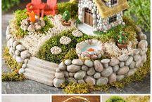Миниатюры для сада