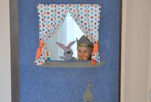 Puppet theatre DIY