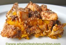Main Dish / by Halle Cottis @ Whole Lifestyle Nutrition