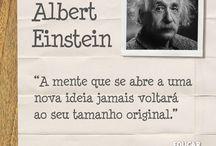 Albert Einstein. (Filósofo)