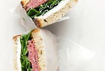 lunch ideas / by Sara Bannach
